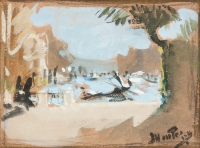 """Venecia"". Pierre Eugene Montezin"