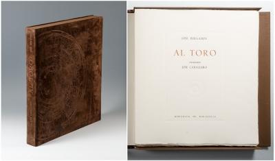 """Al Toro"""". CABALLERO, José"