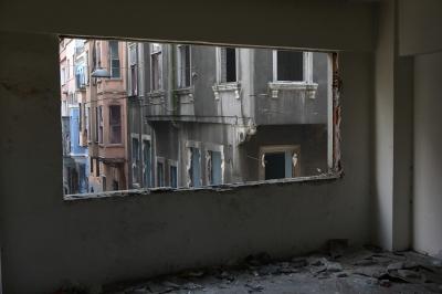 "De la serie ""Inside Istambul"". MARCO, Eduardo"