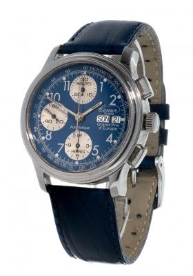 Reloj COMOR Gran Prix d'Europe, cronografo, para caballero.