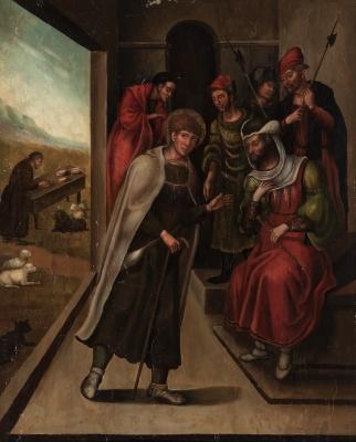 """San Wendelin de Trier"". VÁZQUEZ, Antonio"