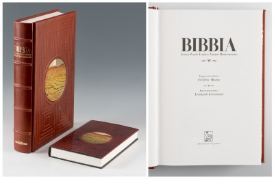 """Bibbia"" CREMONINI, Leonardo"
