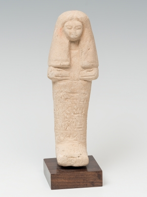 Ushebti; Egipto, Imperio nuevo, 1550 – 1069 a. C