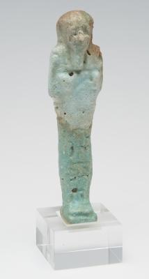 Ushebti; Egipto, periodo ptolemaico.