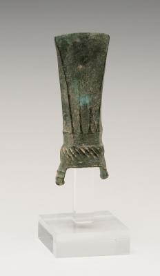 Cabeza de hacha celta; Europa Central, 420 a. C