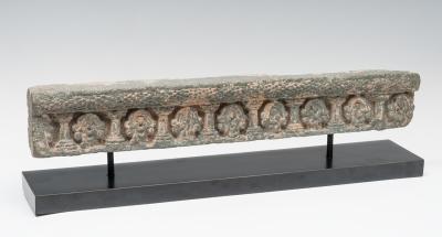 Friso; Gandhara, siglos III-IV d. C