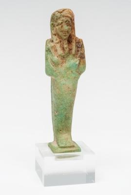Ushebti; Egipto, Baja Época, 664-323 a. C