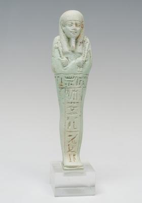 Ushebti; Egipto, baja época, 664-525 a. C