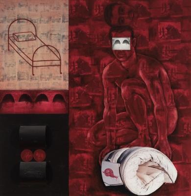 """""""El nido"""", 2001. Alberto Gulías"""