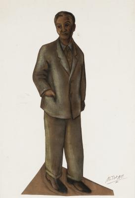 Manuel Torres Martínez (Pontevedra, 1901 - 1995).