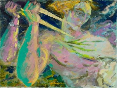 """L´ira g´Achille"", 2008. Yuri Rodekin"