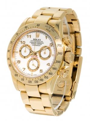 Reloj ROLEX Oyster perpetual Daytona Cosmograph, Ref 116528.