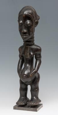 Diosa de la fertilidad, Congo, siglo XX.