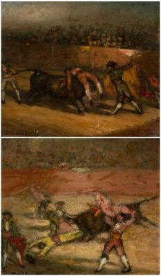 """La corrida"" BELTRÁN MASSES, Federico Armando"