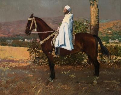MARIANO BERTUCHI NIETO (Granada, 1884 – Tetuán, 1955).
