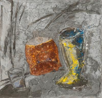 """""""Bodegón"""", 2010. Juan Antonio Martínez Tendero"""