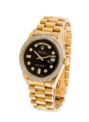 Reloj ROLEX Oyster Perpetual Day-Date para caballero, Ref. 1803, nº 3543636.