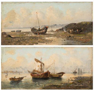 PHILIPPE BURTY;(Francia, 1830 – 1890).