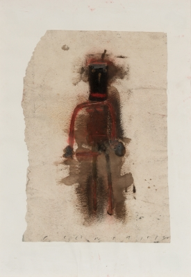 """Hombre"", 1983. JAUME PLENSA"