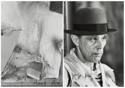 JOSEPH BEUYS (Alemania, 1921 – 1986).