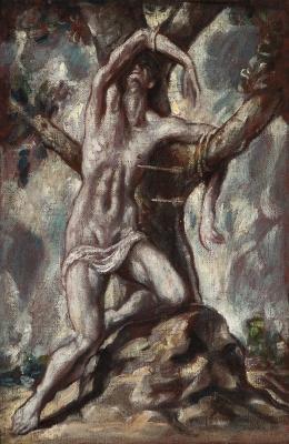 Taller de EL GRECO (Candía, Creta, 1541 - Toledo, 1614)