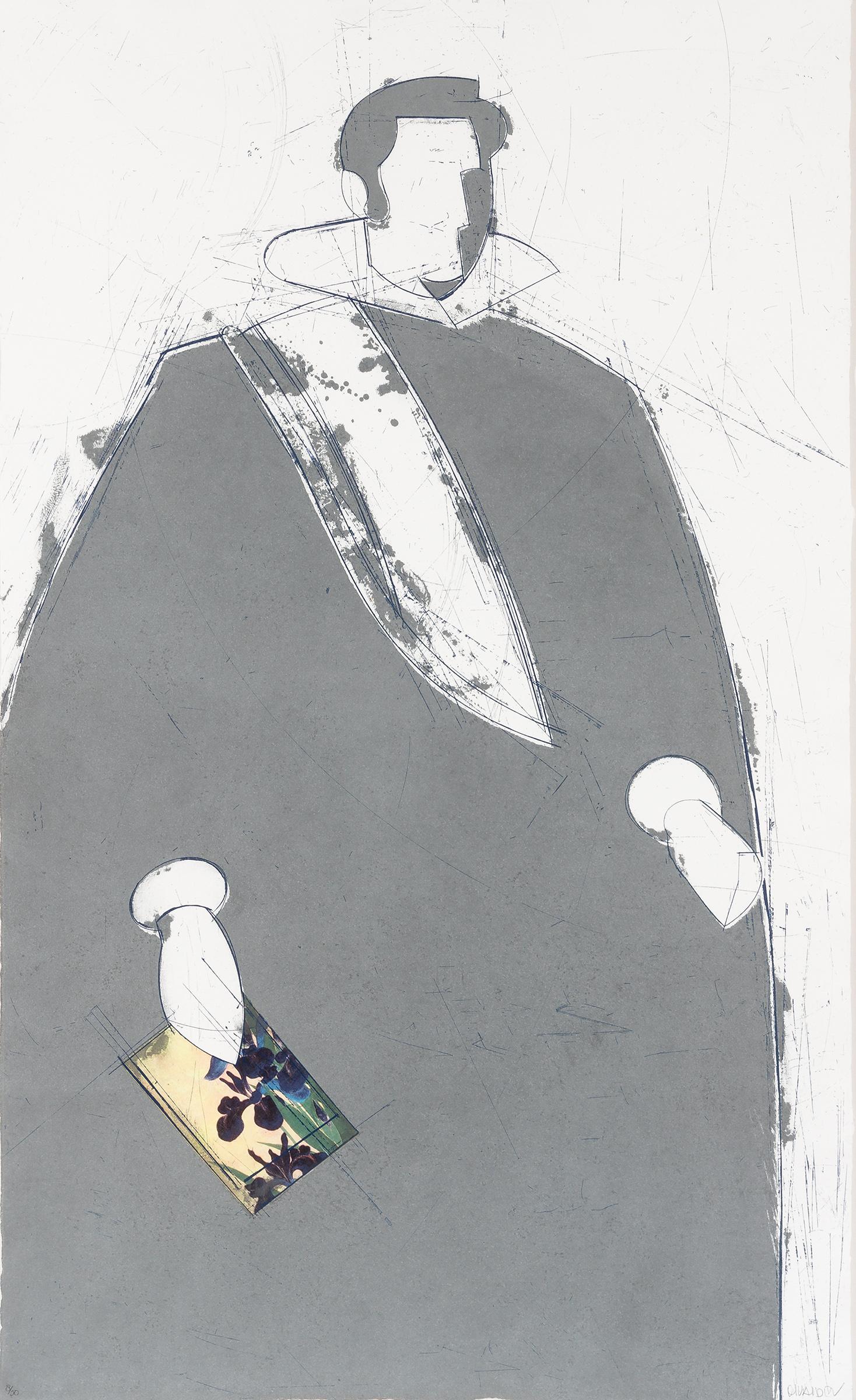 """""""Caballero VII"""", 2006. Manolo Valdés Blasco"""