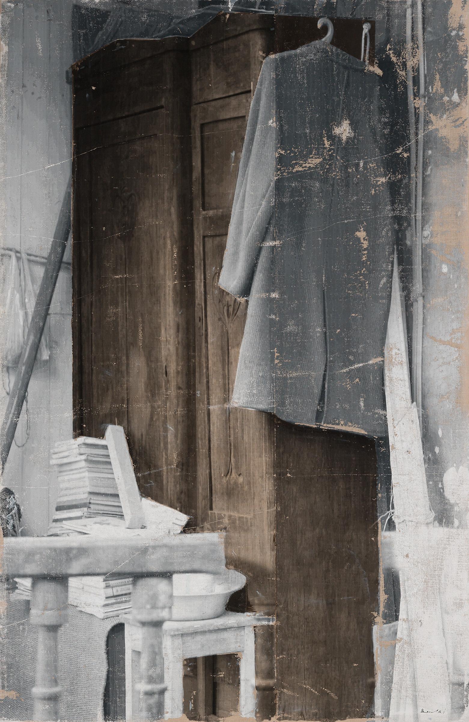 "Pieza única. ""Abrigo"", 2016. Badri Lomsianidze"