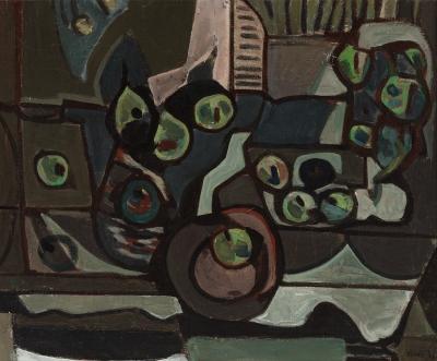 Francisco Bores López (Madrid, 1898 – París, 1972).