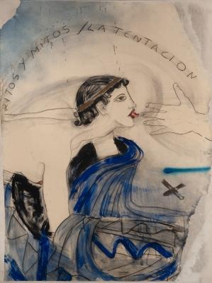 """""""Ritos y mitos /La tentación"""" Mercedes Prieto Melero"""