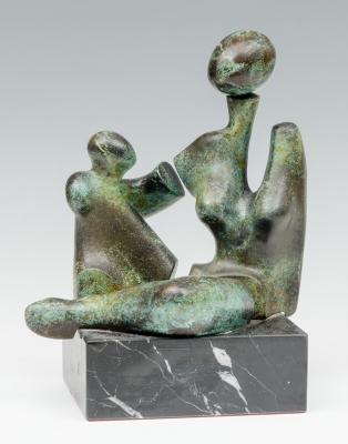 """Maternidad"". Wenceslao Jiménez"