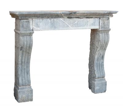 Frontal de chimenea; Francia, siglo XVIII.