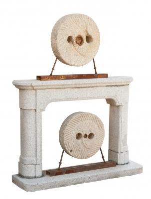 Frontal de chimenea, principios del siglo XX.