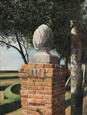 """""""Pina blanca"""", 1997. CARLOS DÍEZ BUSTOS"""