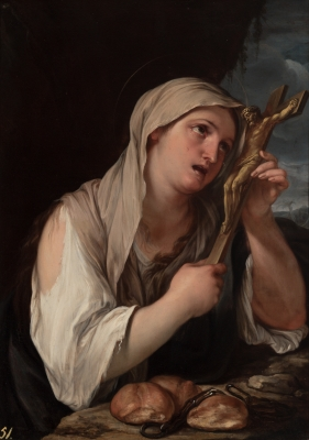 """Santa Maria Egipciaca"" GUIDO RENI"