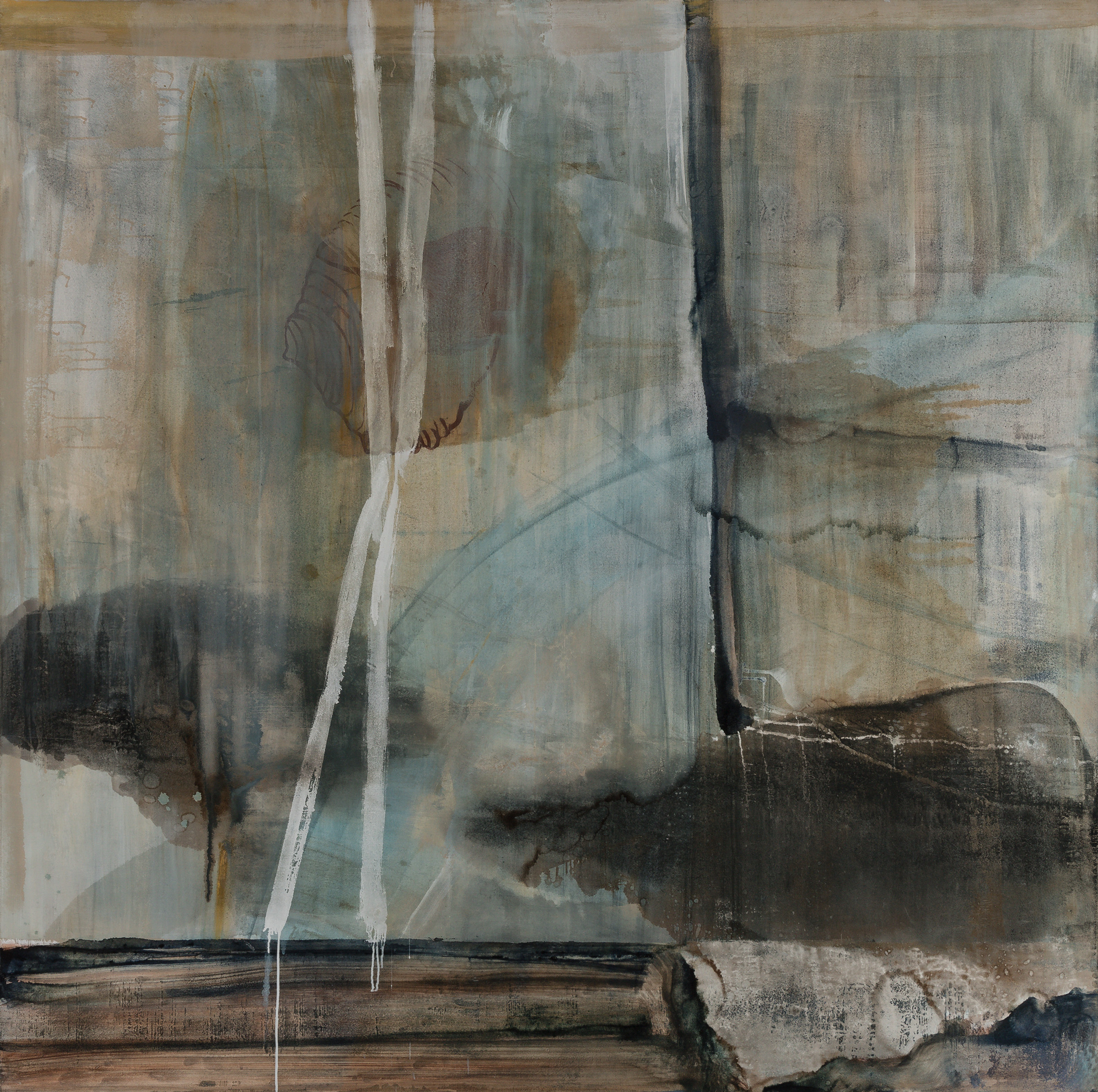 """Llimpe"", 1990-1991. JUAN USLÉ"