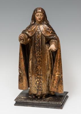 """""""Santa Teresa de Jesús"""" Seguidor de GREGORIO FERNÁNDEZ"""