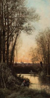 SERAFÍN AVENDAÑO (Vigo, Pontevedra, 1838 – Valladolid, 1916).