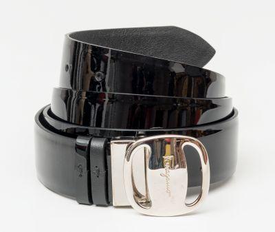 Cinturón de  SALVATORE FERRAGAMO.