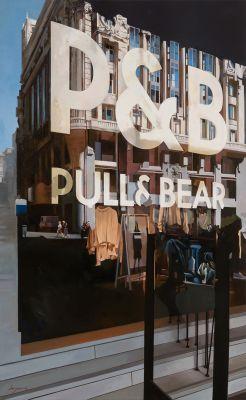 "JOSE HIGUERA (Alemania, 1966).""Pull & Bear""."