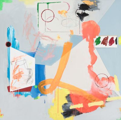 """""""Flúor sobre grises"""", 2013. JOAQUÍN CAPA"""