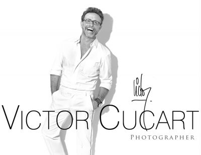Donado por VÍCTOR CUCART. Sesión de fotos con Victor Cucart.