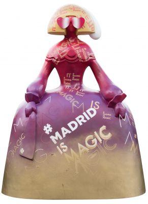 """AFFLELOU.""""Madrid is magic"""", 2019."""