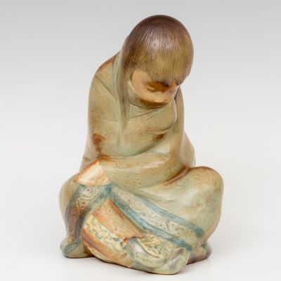 Sculpture of Lladró; Spain, 20th century
