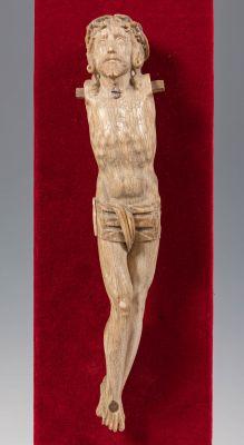 Christ; Hispanic-Filipino, 18th century.Ivory.