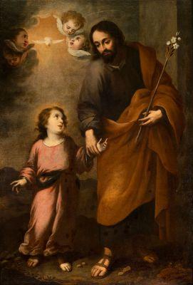 FRANCISCO MENESES OSORIO (Seville, c. 1640-1721).