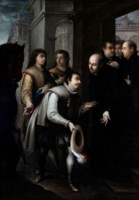 JUAN SIMÓN GUTIÉRREZ (Medina Sidonia, Cádiz, 1643 - 1718).