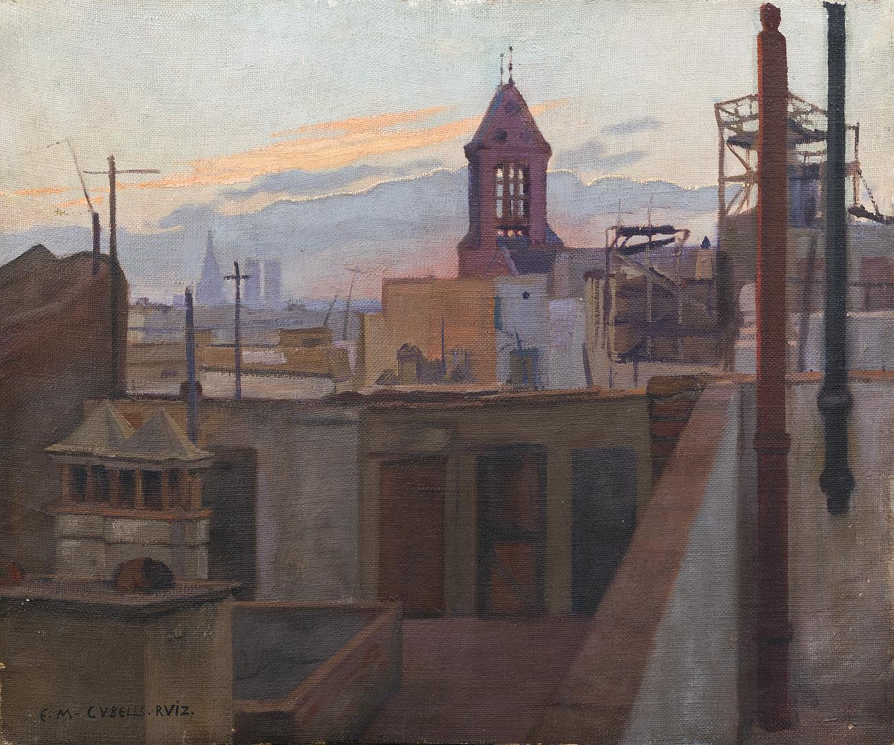 Enrique Martínez-Cubells Ruiz (Madrid, 1874 – Málaga, 1947).
