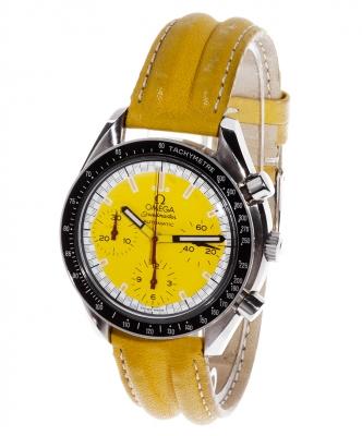 Reloj OMEGA Spedmaster Racing, edición especial Michael