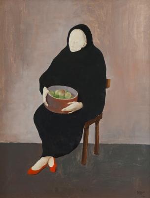 GUDIOL COROMINA, Montserrat (Barcelona, 1933 - 2015).