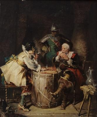 GAISSER, Jacob Emanuel (Augsburg, 1825 -  München, 1899).